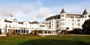£109 -- Bournemouth 4-Star Hotel w/Dinner, Wine & More