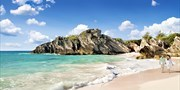 Discover Pink-Sand Beaches & Free Hotel Nights