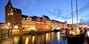 £599 -- Baltic Capitals Cruise w/Copenhagen City Break