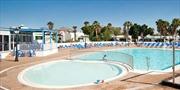ab 489 € -- 1 Woche Lanzarote im ruhigen Hotel mit HP & Flug