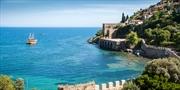 ab 210 € -- Türk. Riviera: Urlaubswoche mit All Inclusive