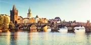 $840 -- Fly Toronto-Prague & Return from Budapest (R/T)