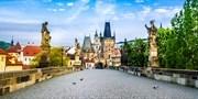 £139pp -- Prague 3-Night 4-Star Break w/Flights & Tours