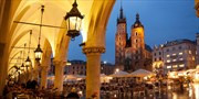 £195 -- Krakow: 'Poland's Best Hotel' w/Flights fr the North