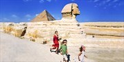 $1899 -- Egypt 5-Star Escorted Vacation w/Nile Cruise & Air