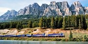 $5271 -- 'World's Best Train Journeys' incl. $800 in Extras