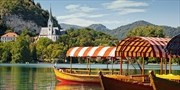 £429pp -- Slovenia: 'Fairytale' Lake Bled Holiday w/Meals
