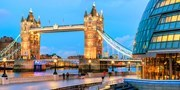 $1855 -- London Summer Packages w/Air from Vancouver