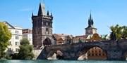 £129pp -- Prague 4-Star Break w/Flights & Room Upgrade