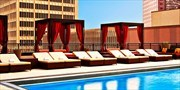 $135 -- Weekends at Downtown Dallas 4-Star Hotel, 45% Off