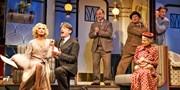 'Dazzling' Musical w/Kristin Chenoweth & Peter Gallagher