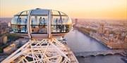 $202 -- Central London Escape w/Breakfast & Bubbly, 45% Off