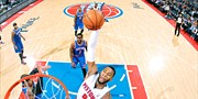 $50 -- Pistons: 2 Tickets w/On-Court Free Throws, Reg. $99