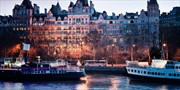 £155 -- 5-Star London Stay w/River Cruise, 52% Off