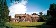 £110 -- York Area Mansion Stay w/Afternoon Tea, Save 42%