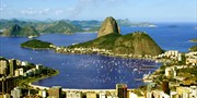 $824* & up -- Brazil Flights from U.S., R/T incl. Taxes