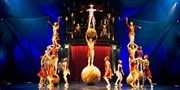 Cirque du Soleil in Columbus: Free Popcorn, Soda & Gift