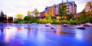 $157 & up -- Colorado 4-Star Vail Riverfront Resort, 70% Off