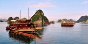 £1198 -- Vietnam Triple-Centre Escape w/Upgrades & Cruise