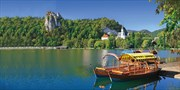 £349 -- Slovenia: 'Fairytale' Lake Bled Summer Week w/Meals