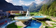 ab 444 € -- Tirol: 4 Tage Therme Längenfeld & Halbpension