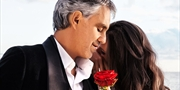 $129 -- Andrea Bocelli at Pepsi Center in Denver, Reg. $195