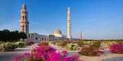 1999 € -- Faszination Orient: Oman-Rundreise & AIDA Cruise
