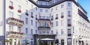 133 € -- Wiesbaden: Ältestes Grand Hotel mit Dinner, -45%