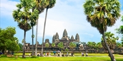 £1549 -- Cambodia & Vietnam Tour w/Excursions, Save 55%