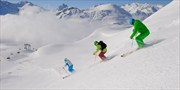 ab 1261 € -- Luxuswoche am Arlberg mit Skipass & Halbpension