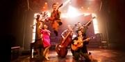 Chicago: Rock Musical 'Million Dollar Quartet' Thru Winter