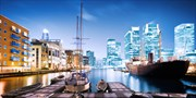 £79 -- 'Stylish' London Docklands Hotel w/Extras, 58% Off