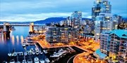 Save $150 -- Vancouver Flights from Western Canada