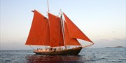 $35 -- Tall Ship Cruise on Boston Harbor w/Drinks, Reg. $55
