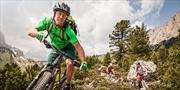ab 750 € -- Dolomiten: Mountainbikewoche mit Wohlfühlpension