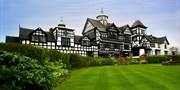 £10 -- Cheshire: High Tea for 2 at Country Hotel, Reg £16
