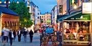 $180* & up -- Europe & Scandinavia Spring Fares, One-Way