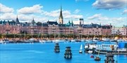 $325* & up -- Stockholm Fares from the West Coast, One Way