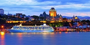 $3185 -- Luxe Canada & U.S. Cruise w/$800 Credit, Free Air