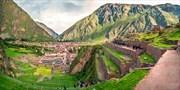 $1550 -- Peru Vacation w/Machu Picchu Tour & Air, Save $680