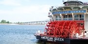 £1439pp -- Mississippi Elvis-Themed Steamboat River Cruise