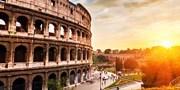 $1199 & up -- Weeklong Mediterranean Cruise, R/T Rome