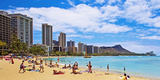 Waikiki Beach Vacation w/Air; Kids Stay Free, From $645