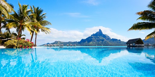 5 Nights in Tahiti: 4-Star Vacation w/Air, From $2,095
