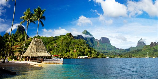 Moorea 7-Nt. Trip w/Air, Breakfast & Transfers, From $2,105