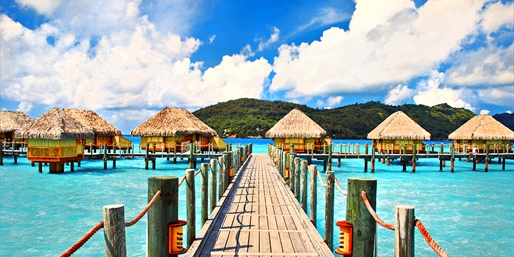 Bora Bora: 5-Star Sofitel 7-Nt. Retreat w/Air, From $2,569