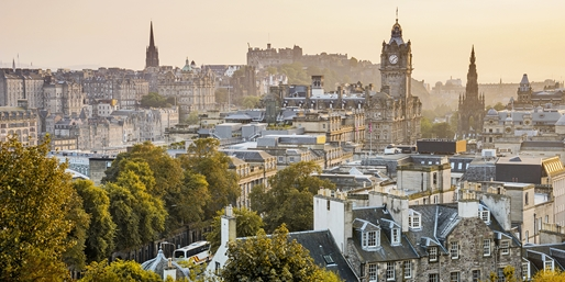 Scotland Vacation incl. Roundtrip D.C. Flights