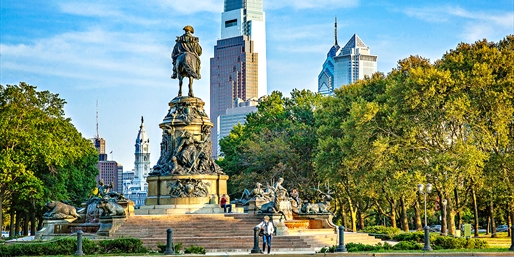 Amtrak Northeast Regional to/from Philly, O/W, From $23