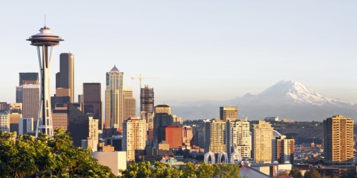 Cross-Country Fares from Seattle on Amtrak