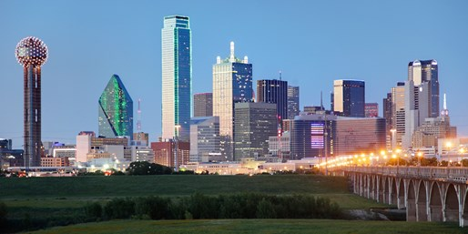 Cross-Country Fares to/from Dallas on Amtrak